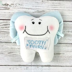 Baby Ganz Tooth Fairy money pillow